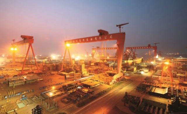 Σημαντική μείωση στις παραγγελίες των κινέζικων ναυπηγείων