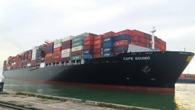 Η ισραηλινή ΖΙΜ καλύπτει τις αυξανόμενες ανάγκες του εμπορίου μεταξύ Ασίας- Αμερικής