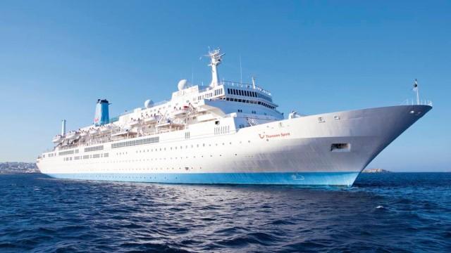 Η Celestyal Cruises ανανεώνει τη ναύλωση του «Thomson Spirit»