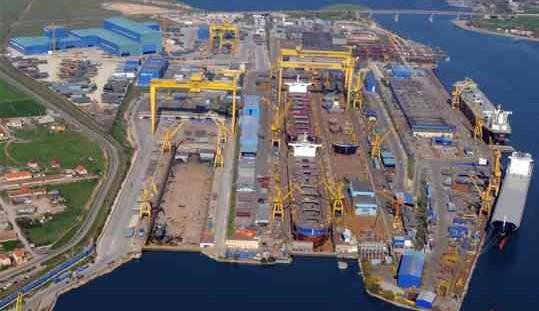 Το μεγαλύτερο ναυπηγείο της Ρουμανίας εξαγοράζεται
