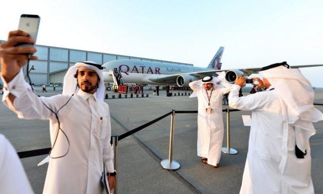Συγκρατημένα αισιόδοξη η Qatar Airways μετά το εμπάργκο