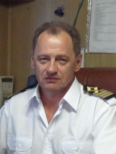 Πλοίαρχος Mekong Spirit