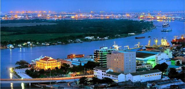 Με το βλέμμα στην ανάπτυξη λιμενικών υποδομών στο Βιετνάμ η ΗΜΜ