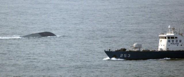 Βυθίστηκε πλοίο του Πολεμικού Ναυτικού του Καμερούν- Φόβοι για πολλούς νεκρούς
