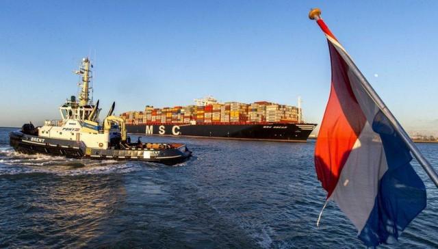 50 έως 120 ώρες αναμονής για τα μικρά (και όχι μόνο) containers στην Αμβέρσα και στο Ρότερνταμ