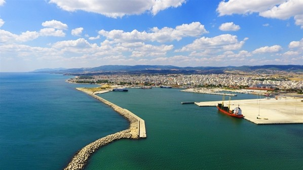 Eπενδυτικό ενδιαφέρον Ηνωμένων Αραβικών Εμιράτων και ΗΠΑ για το λιμάνι της Αλεξανδρούπολης