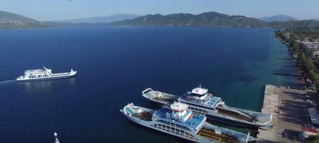 Η Αιδηψός θα υποδέχεται σύντομα μεγάλα κρουαζιερόπλοια