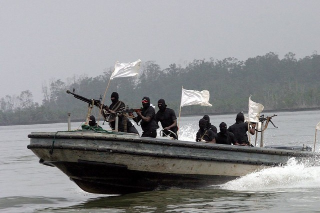Βελτιώθηκε η ασφάλεια στην θαλάσσια περιοχή της Ασίας