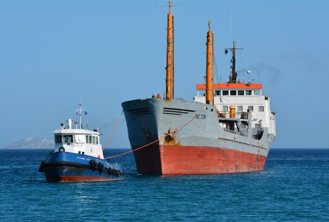 Αυξημένες οι κρατήσεις πλοίων τα τελευταία χρόνια σύμφωνα με το Paris MoU