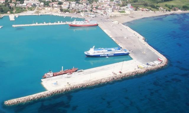 Το λιμάνι της Κυλλήνης σε τροχιά πράσινης ανάπτυξης
