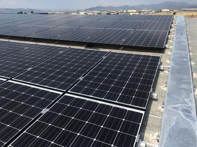 Ολοκληρώθηκε με επιτυχία η κατασκευή ενός από τα μεγαλύτερα φωτοβολταϊκά συστήματα στην Ελλάδα
