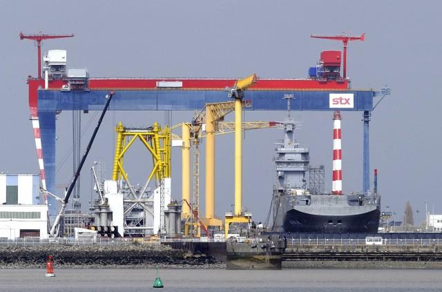 Δεν προχωρά η εξαγορά των STX France από τα Fincantieri
