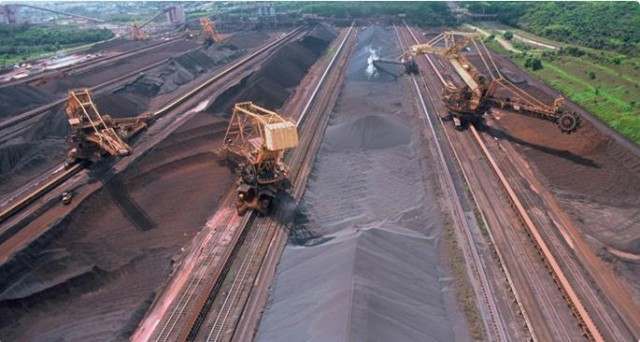 Βελτιωμένη η αγορά των σιδηρομεταλλευμάτων το 2016