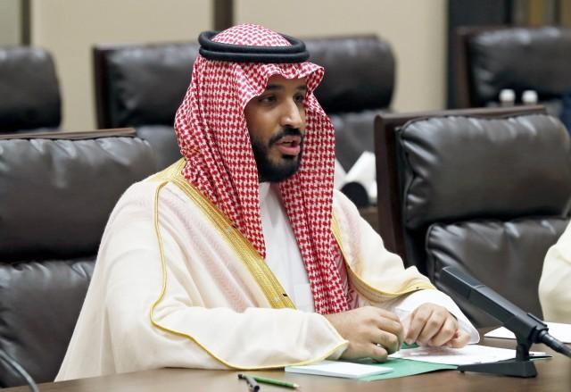 «Γαλάζια ανάπτυξη» επιχειρεί ο διάδοχος του Σαουδαραβικού Θρόνου