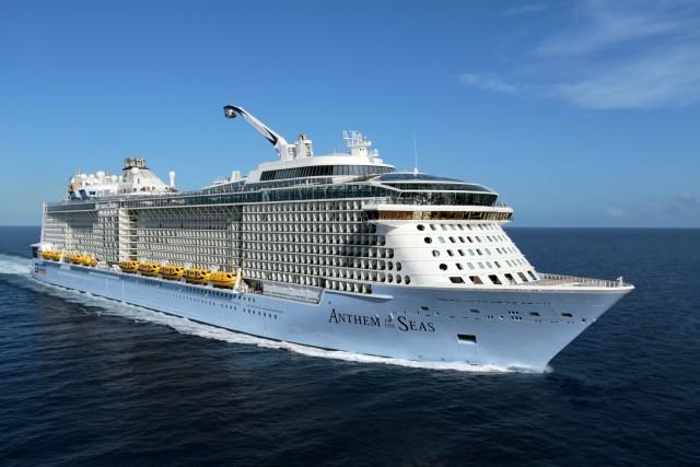 Κέρδη ύψους $369,5 εκατ. για την Royal Caribbean