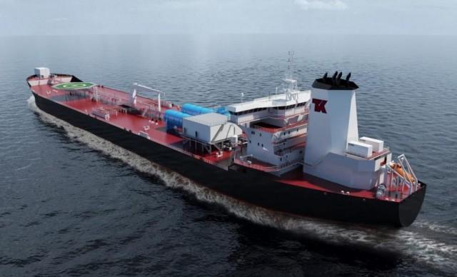 Η Teekay Offshore προχωρά σε ανανέωση του στόλου της
