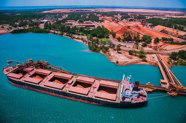 Θετικά αποτελέσματα για την μεταλλευτική αγγλο-αυστραλιανή εταιρεία Rio Tinto