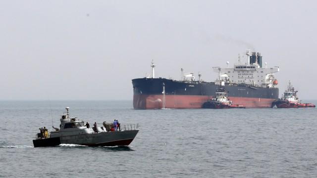 Αυξημένες οι εξαγωγές υγρών φορτίων του Ιράν προς Ευρώπη και Ασία
