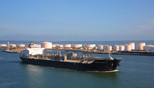 BP: Κάτω από τα $55 ανά βαρέλι το πετρέλαιο για το 2018