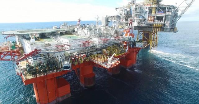 Επιθεώρηση offshore κατασκευής με χρήση drone από το DNV GL