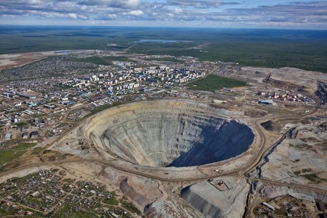 Ατύχημα σε αδαμαντωρυχείο στη Σιβηρία με οκτώ αγνούμενους