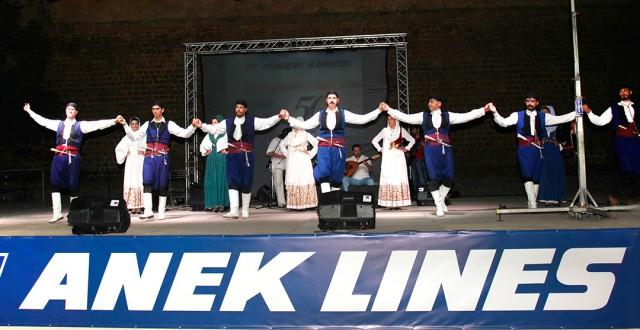 Η ΑΝΕΚ LINES γιορτάζει τα 50 χρόνια της τιμώντας την Κρήτη