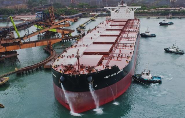 Σε πωλήσεις bulk carriers προχωρά η Vale