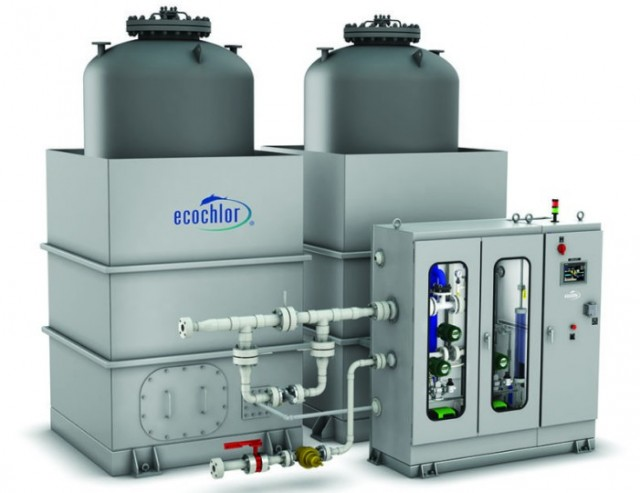 Το Ecochlor BWTS λαμβάνει έγκριση τύπου από το USCG