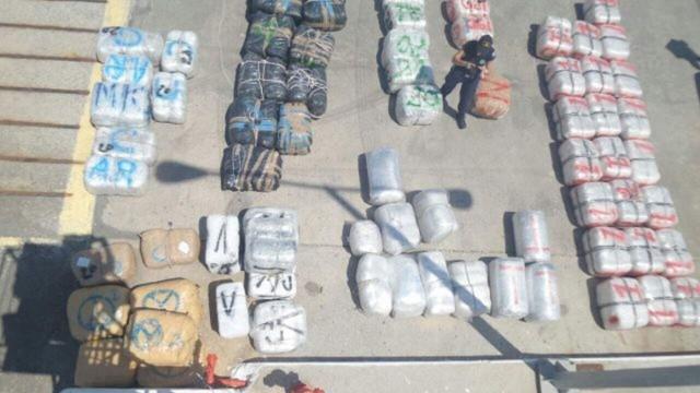 Ενημέρωση σχετικά με την κατάσχεση ναρκωτικών ουσιών από το Λιμενικό νότια των Κυθήρων