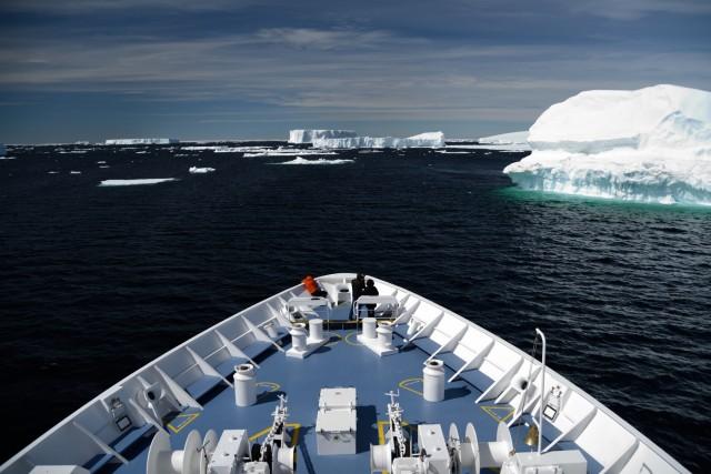 Το πρόγραμμα SEDNA ενισχύει την ασφάλεια των πλοίων στην Αρκτική