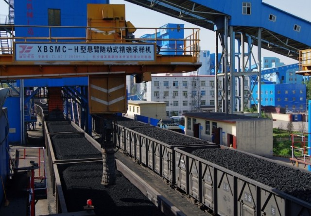 H Κίνα στοχεύει σε μείωση της παραγωγικής της ικανότητας σε άνθρακα