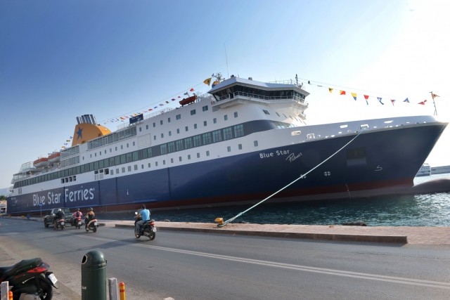 Ο στόλος της Attica Group συμμορφώνεται με τον ευρωπαϊκό κανονισμό MRV