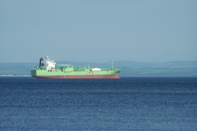 Αργεί η ανάκαμψη στα πλοία μεταφοράς LPG
