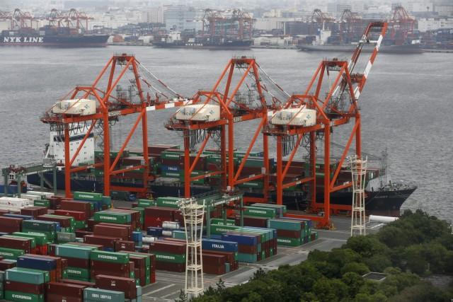 Αυξημένες οι εξαγωγές της Ιαπωνίας