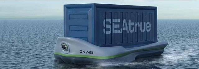 Αυτόνομα εμπορευματοκιβώτια για την μεταφορά προϊόντων υδατοκαλλιέργειας