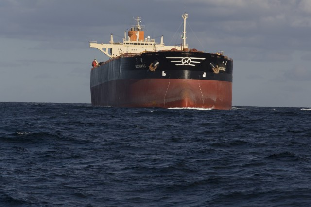 Πως κινούνται οι ναύλοι στα πλοία Capesize