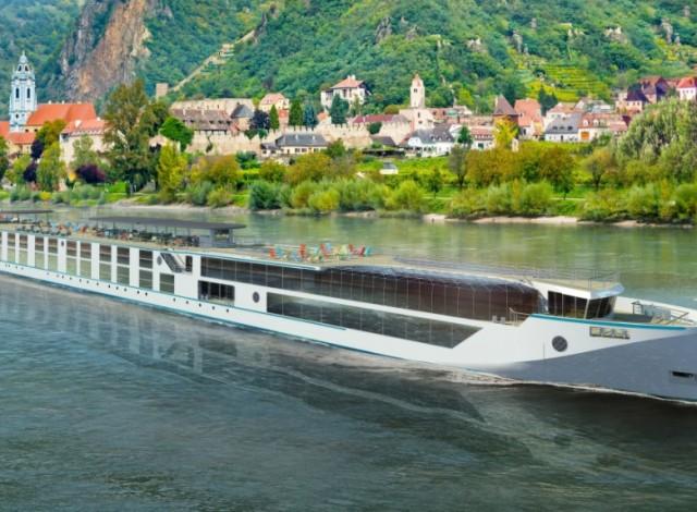 Πολυτέλεια εν πλω στους ποταμούς της Ευρώπης (φωτογραφίες)
