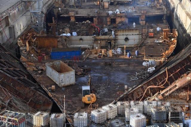 Εξελίξεις στη σύμβαση του Χονγκ Κονγκ για την ανακύκλωση των πλοίων