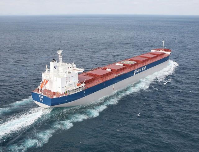 Τέσσερα νέα bulk carriers για την Bahri