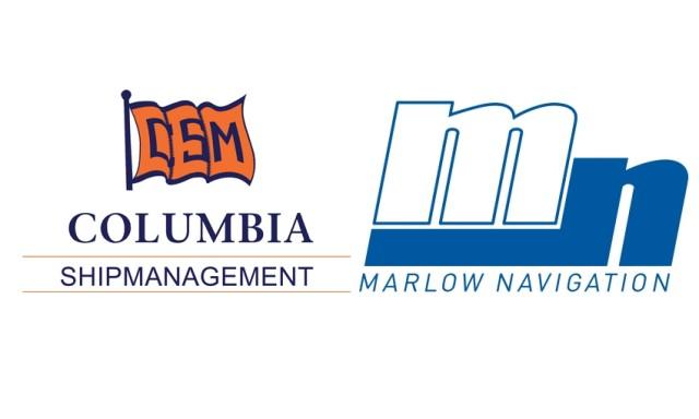 Συγχώνευση Columbia Shipmanagement με Marlow Navigation