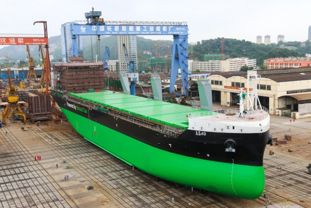 Η ESL Shipping πρωτοπορεί στον τομέα της ενεργειακής απόδοσης