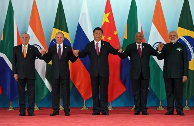 Συνεργασία των χωρών BRICS στον χώρο του εμπορίου και των επενδύσεων