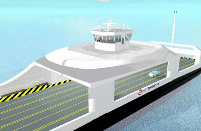 Η Kongsberg προωθεί την ανάπτυξη αυτόνομων λειτουργιών για εμπορικά πλοία