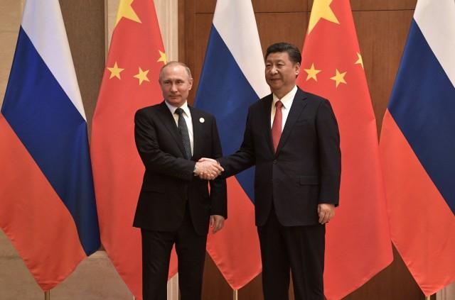 Με ταχύ ρυθμό αυξάνονται οι συναλλαγές μεταξύ Κίνας και Ρωσίας