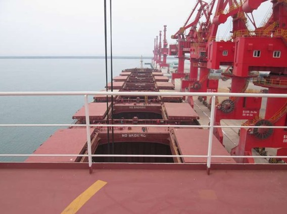 Η Diana Shipping χρονοναυλώνει ένα ακόμη πλοίο της