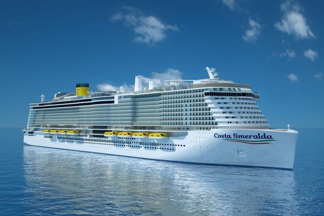 Στροφή προς το LNG ακολουθεί και η Costa Cruises