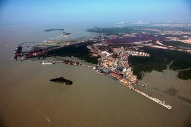 Η Κίνα ενισχύει το ρόλο της στη βραζιλιάνικη υποδομή μεταφορών