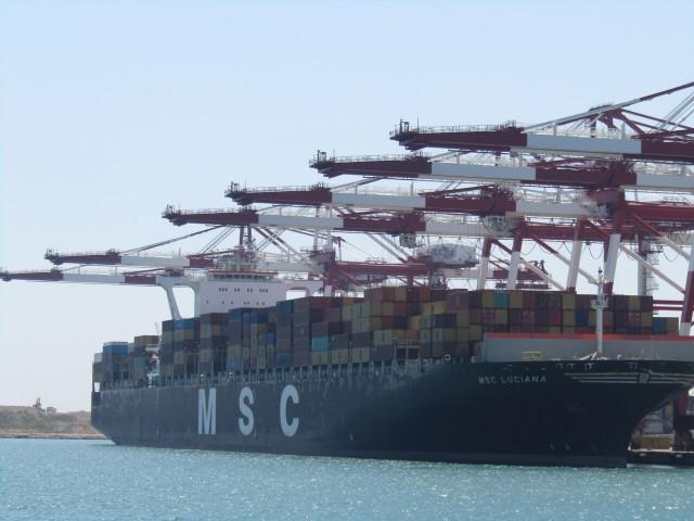 Έντεκα νέα containerships για την Mediterranean Shipping Company