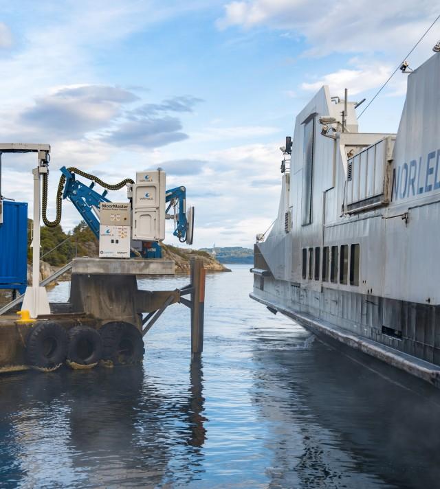 Αξιοσημείωτη πρόοδος στην εξέλιξη των φορτιζόμενων ηλεκτρικών πλοίων