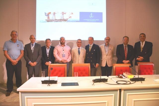 Ολοκληρώθηκε με επιτυχία το 8ο Ναυτιλιακό Συνέδριο Ύδρας